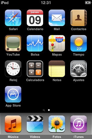 iPod Touch 3.0