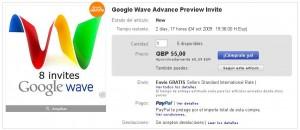 google wave ebay