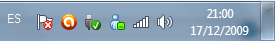 windows 7 messenger task bar